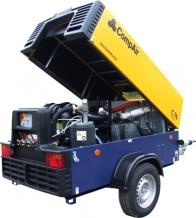 Передвижные компрессоры C35-10 – С76